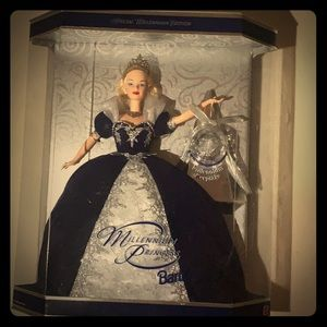 NWT Millennium Princess Barbie Collector NEW